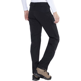 Lundhags Authentic Pantalones Normal Mujer, black
